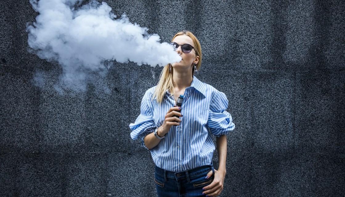 """6 ข้อดีของการเลือกใช้ """"บุหรี่ไฟฟ้า"""""""